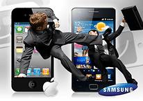 Apple vs Samsung - Alemania y Australia ¡Patada voladora!