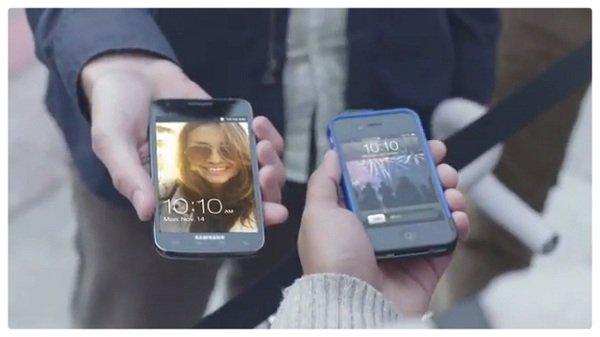 Samsung le da mil vueltas a Apple