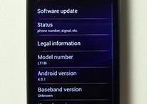 Primera versión alfa de Android 4.0 para Sony Ericsson