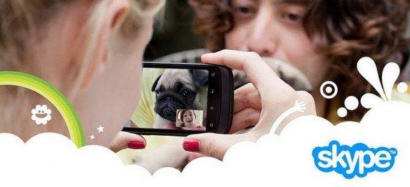 actualizacion de skype android