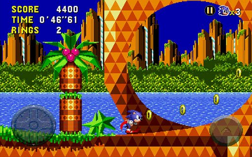 Sonic CD para Android