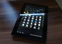 [Vídeos] Hands-Ons del Sony Tablet S y sus funciones