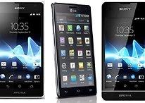 Anuncios nuevos móviles Android: Sony Xperia SX, GX y LG Optimus 4X HD