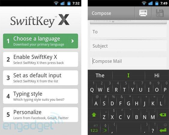 SwiftKey X 2.2