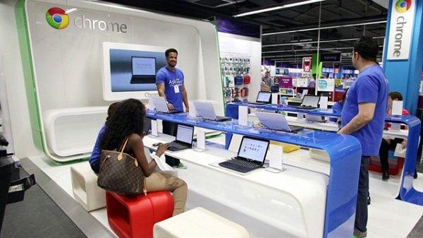 tienda de google chrome