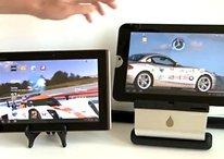[Vídeo] Asus Eee Pad Transformer & Toshiba Thrive – Comparación de tablets con Honeycomb