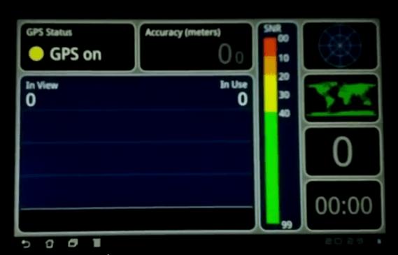 Problemas con el GPS del Transformer Prime