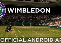 La aplicación de Wimbledon 2012 en tu Android