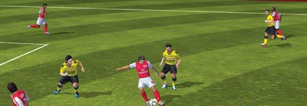 Sony Ericsson Xperia Play FIFA 12