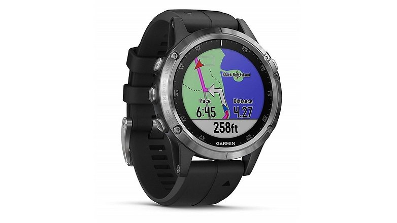 Garmin Fenix 5 Plus esp
