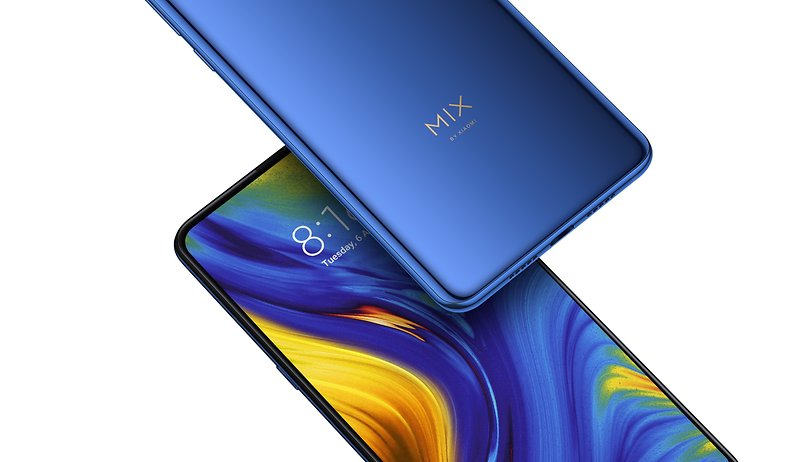 The Xiaomi Mi MIX 3 5G is one of the first  5G smartphones for sale in Europe