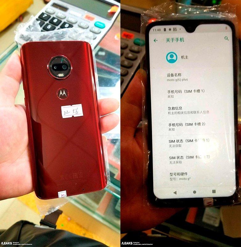 Motorola Moto G6 Plus 2