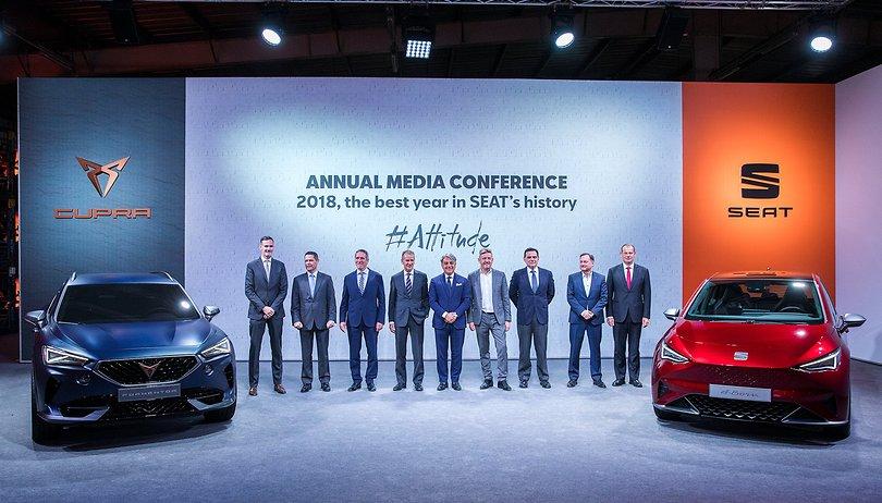 SEAT lancera six nouveaux véhicules électriques d'ici 2021