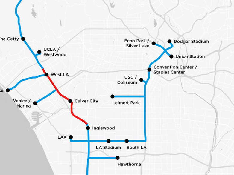 boring company los angeles