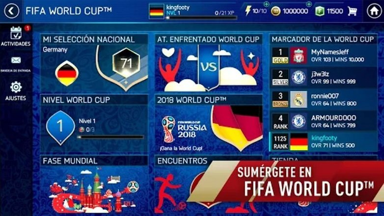 fifa world cup 2018 game