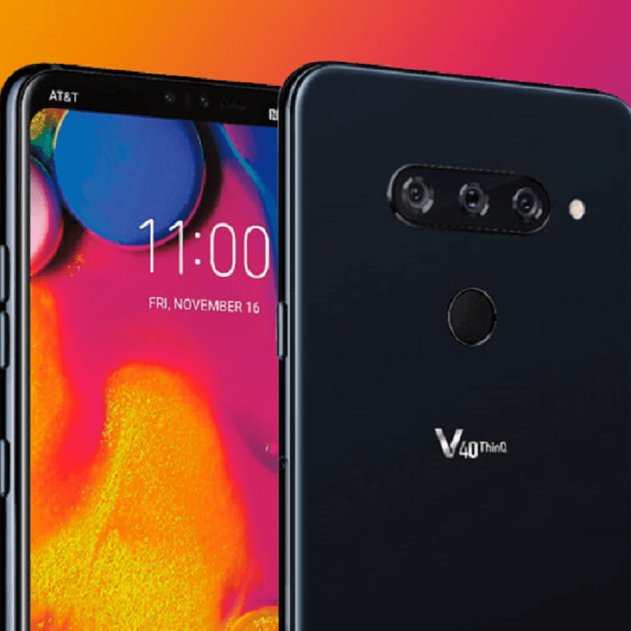 LG V40 ThinQ camera confirmed: 5 eyes on the prize | AndroidPIT