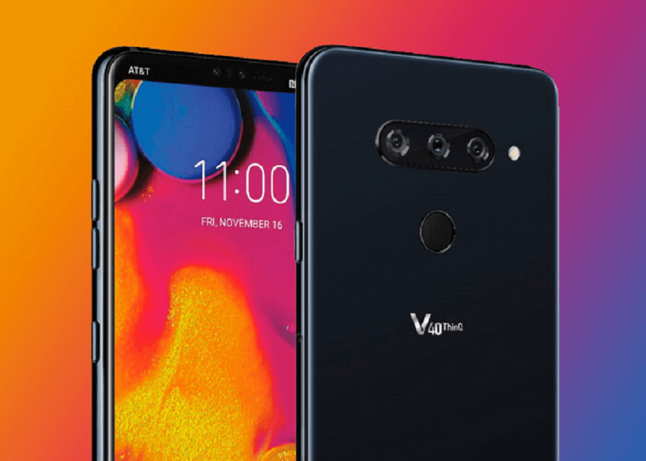 Lg V40 Thinq Camera Confirmed 5 Eyes On The Prize