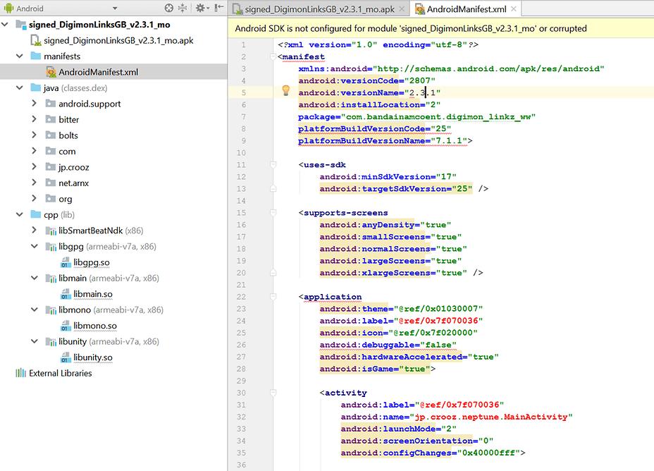 Version Und Buildnumber ändern Androidpit Forum