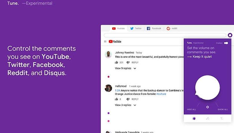 Sale una nueva extensión de Chrome contra comentarios tóxicos