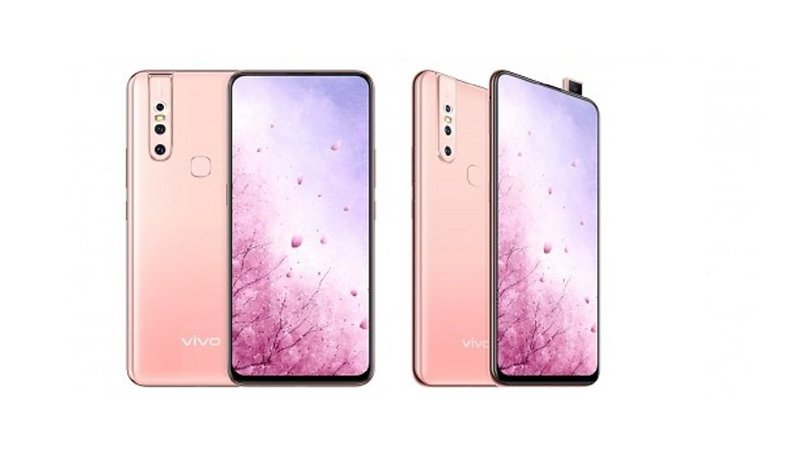 Vivo S1 arrives with no notch and a retractable camera