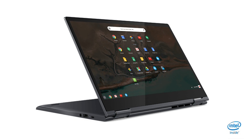 Sorry Google, Lenovo has the world's first 4K Chromebook