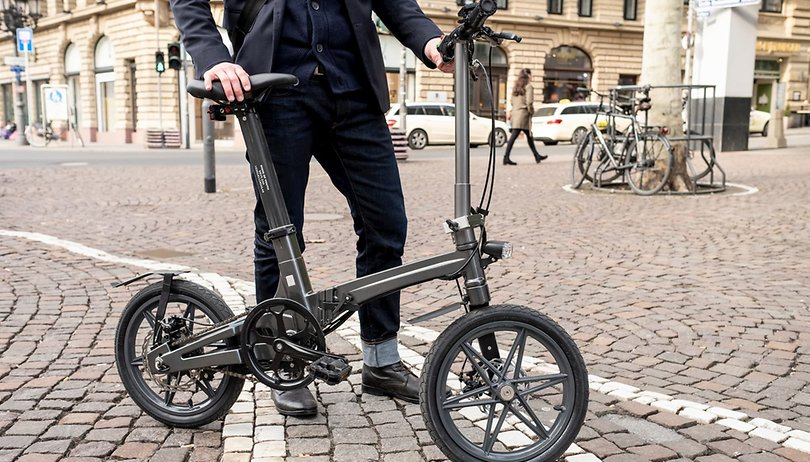 United City Bikes launches the world's lightest folding e-bike