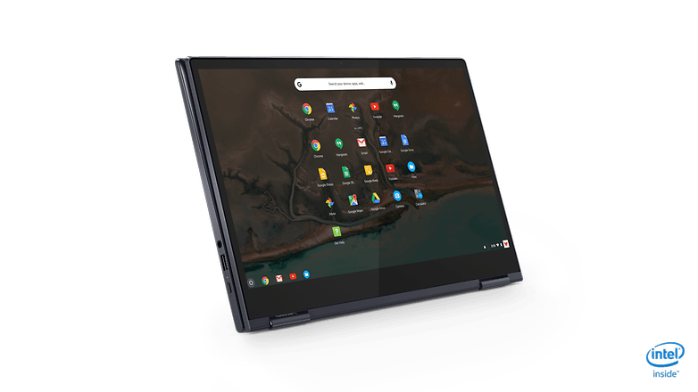 08 Chromebook C630 Hero Horizontal Front Facing Tablet