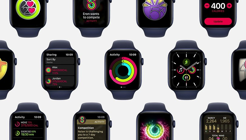 Apple Watch: how to change the activity goals in watchOS 7