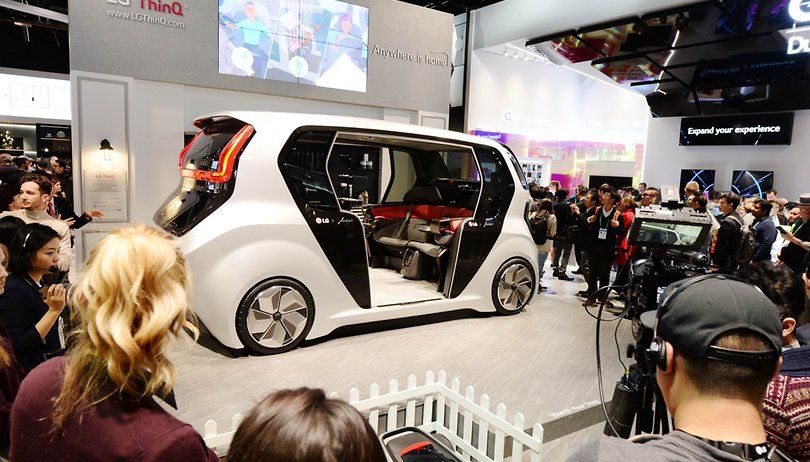 LG follows Sony into automotive with new AI-powered connected car platform