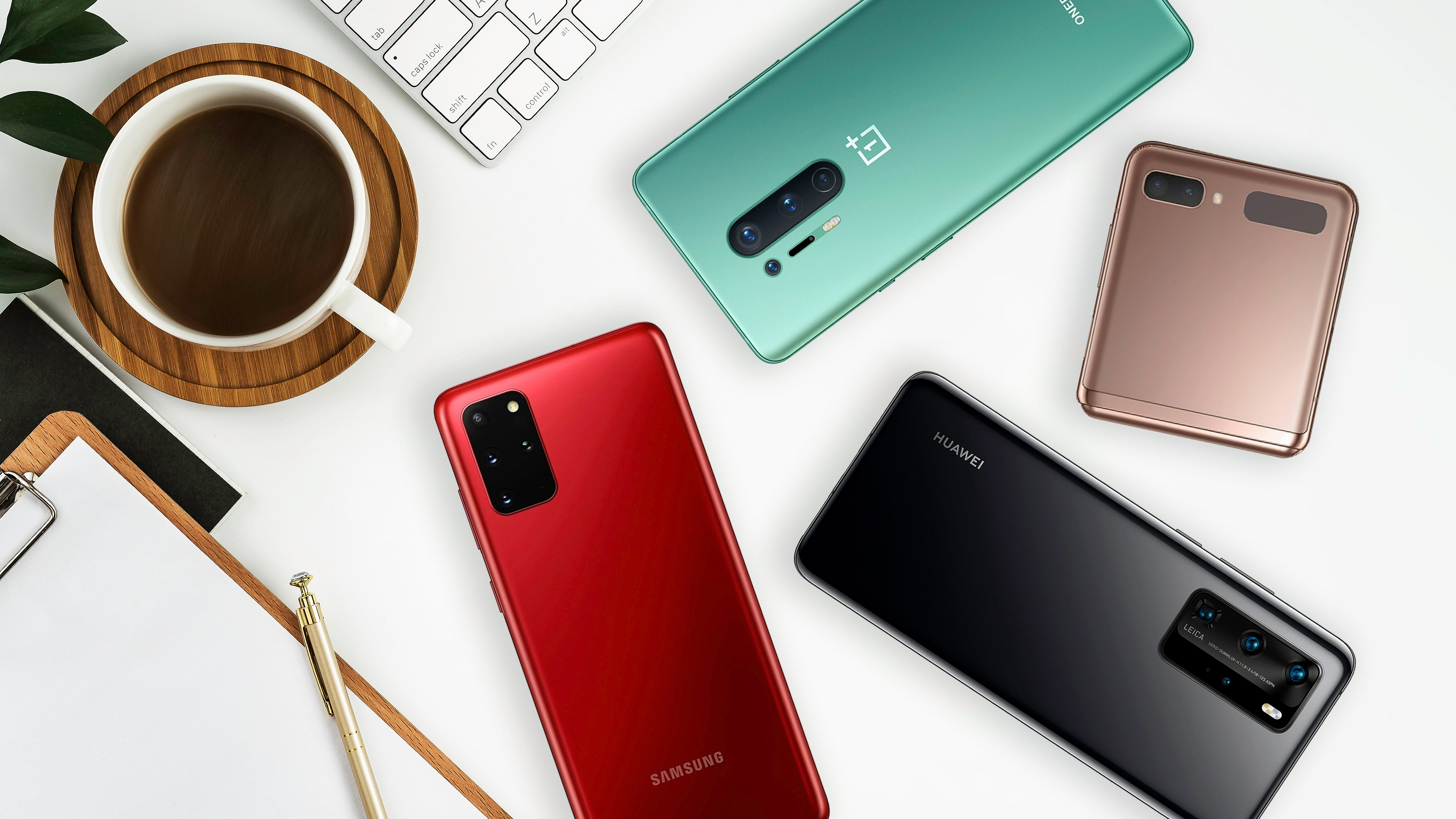 The best flagship phones you can buy today