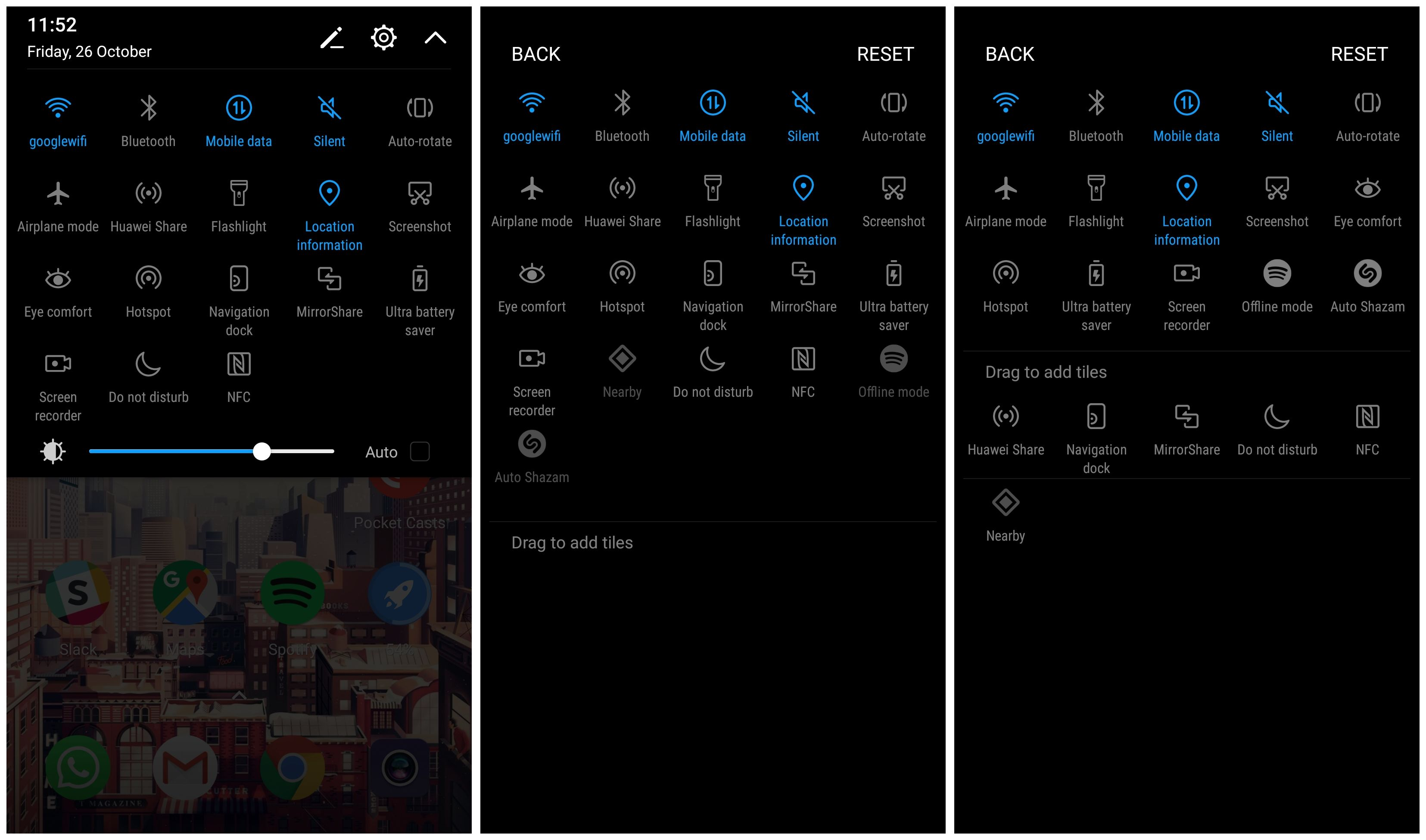 What the status and notification icons on Android actually