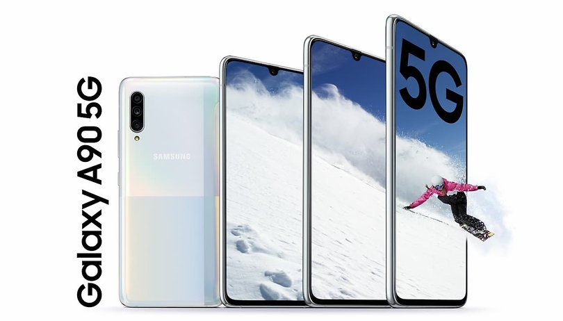 Samsung announces Galaxy A90 5G ahead of the IFA