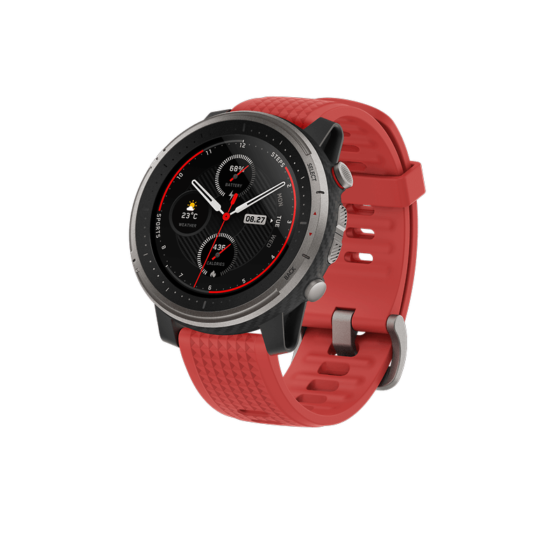 Huami takes aim at Garmin with new Stratos 3 sports watch