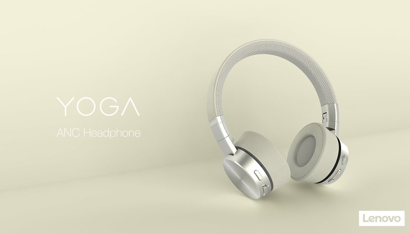Lenovo enters crowded headphone space with Yoga ANCs