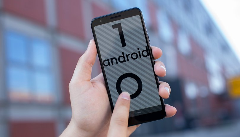 Here's every new Android 10 gesture explained