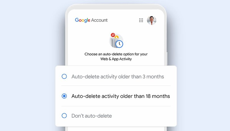 Google will now auto-delete your activity data by default