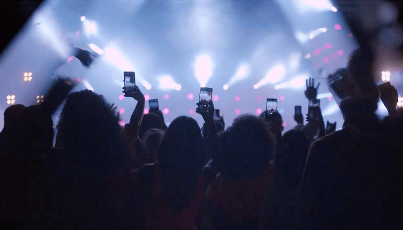 Concerts via 5G: Qualcomm va créer ma vision de l'enfer