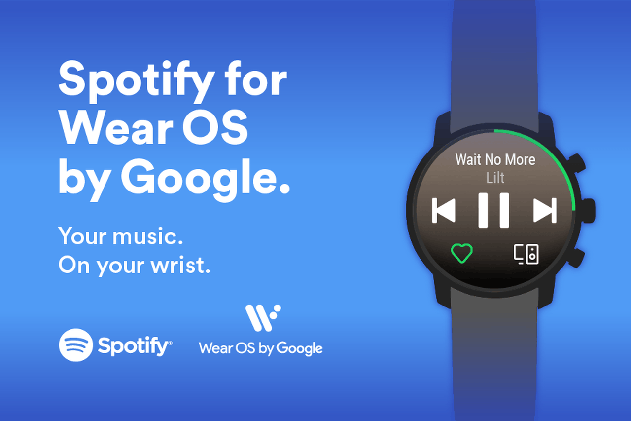 QnA VBage Spotify for WearOS launches at last as a native app