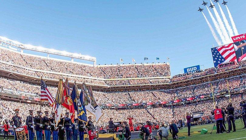L'AR come non lo avete mai visto prima d'ora arriverà al Super Bowl LIII