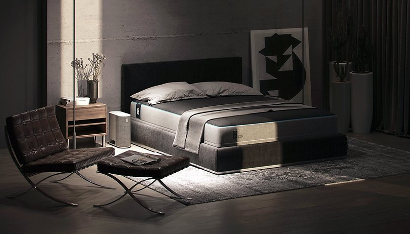 Pod de Eight Sleep: la cama con inteligencia artificial