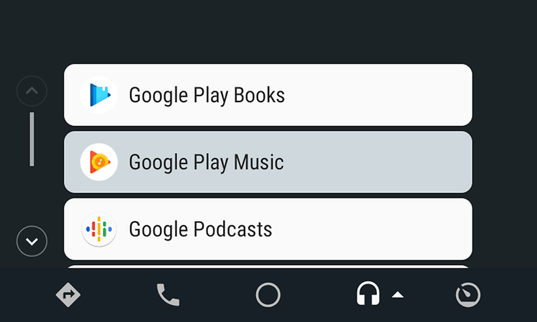 android auto google podcasts 1