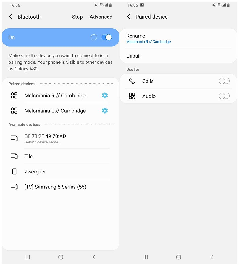 How to connect Bluetooth speakers and headphones to Android | AndroidPIT