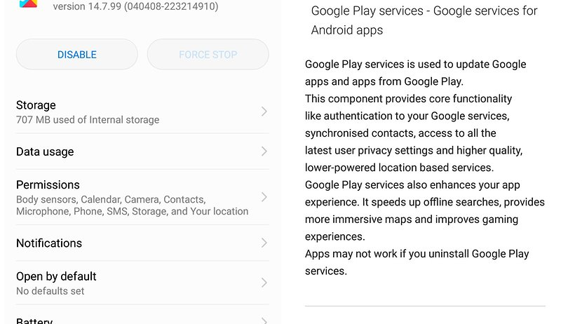 Google Play Services: the heartbeat of your Android smartphone