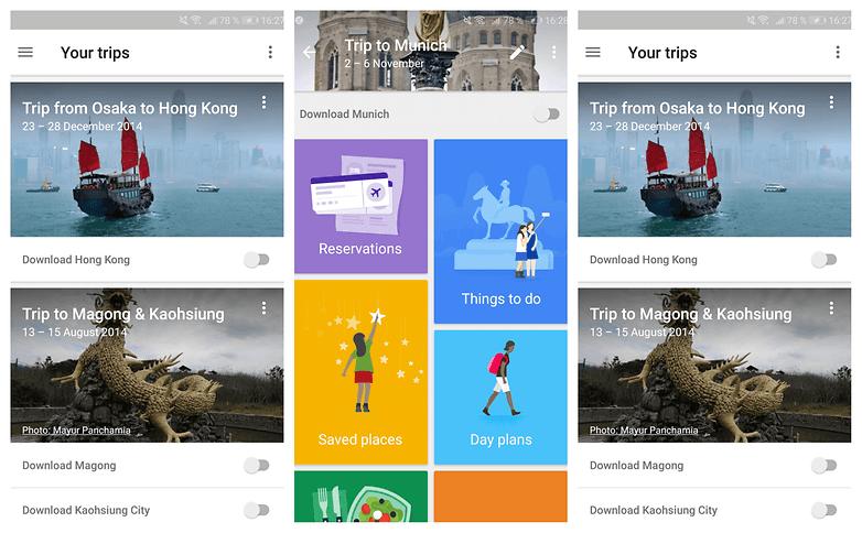 google trips app 2