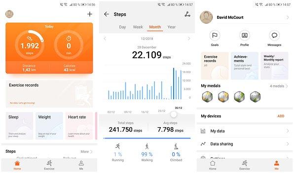 Die Besten Schrittzähler Apps Für Android Androidpit