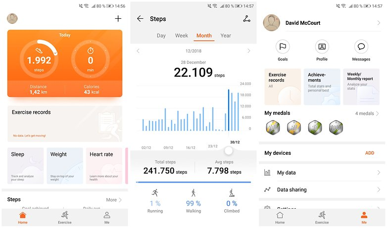 How to track your steps using just your phone | AndroidPIT