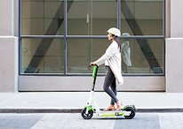 The Lime-S Generation 3 scooter makes headway down the wrong road
