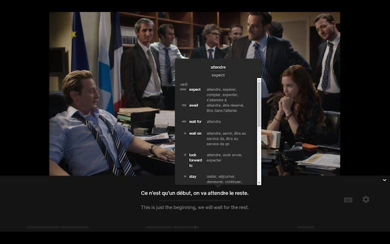 Now you can learn languages on Netflix with Chrome | AndroidPIT