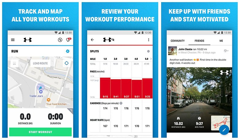 map my run app