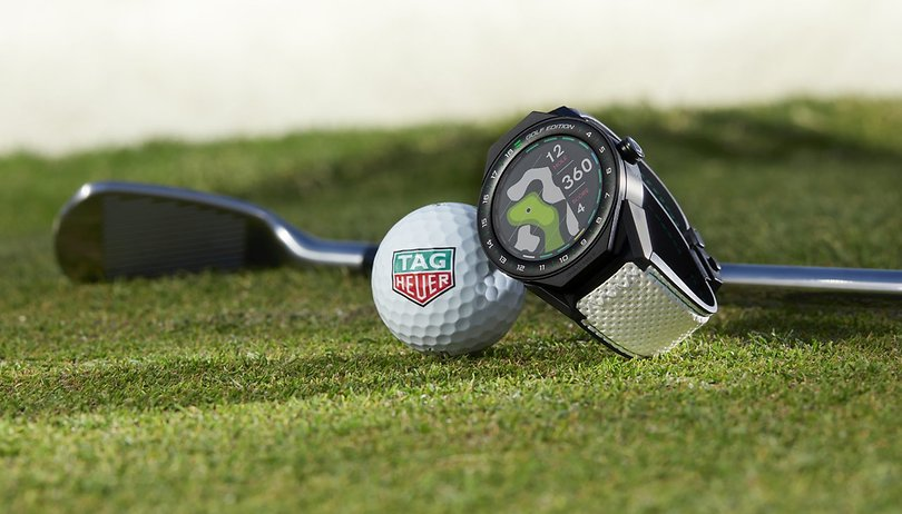 Tag Heuer's $1,850 golf watch is pure bling for the clubhouse